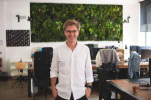 Sven von Vytal war auf der Suche nach flexiblen Büros